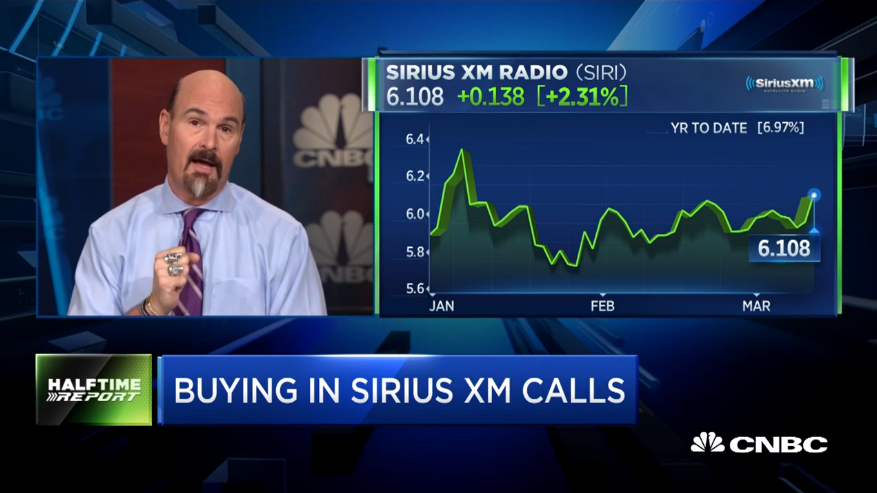 Jon Najarian Sees Unusual Option Activity in $PFE and $SIRI
