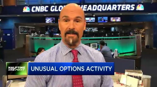 Najarian Brothers See Unusual Option Activity In $ILG & $CSX
