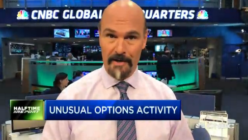 Jon Najarian Sees Unusual Option Activity In $SKX