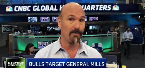 Jon Najarian Sees Unusual Options Activity In $GIS