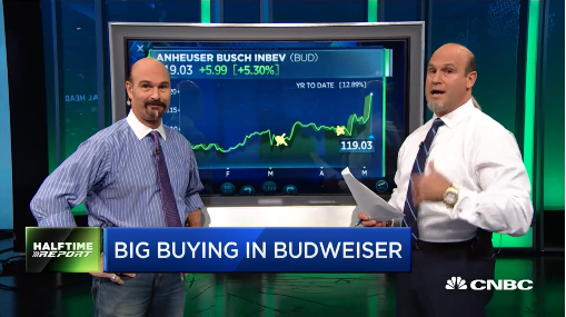 Najarian Brothers See Unusual Option Activity In $BUD, $SNAP And $CRTO