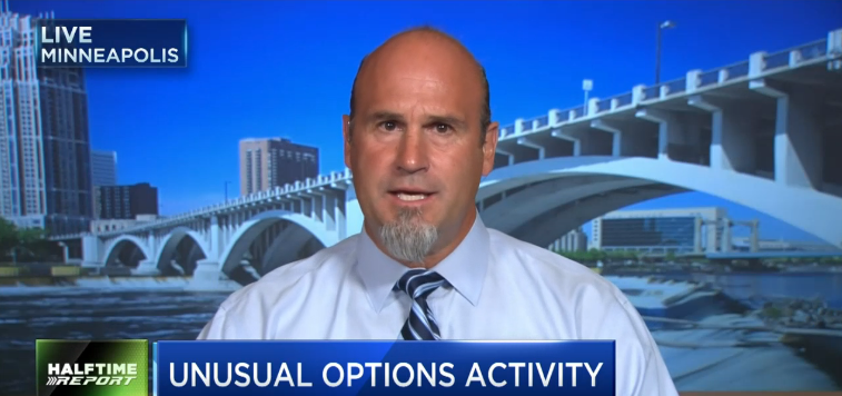 Pete Najarian Sees Unusual Activity In $MT