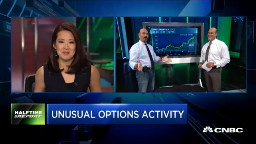 Najarian Brothers See Unusual Option Activity In $XPO & $X