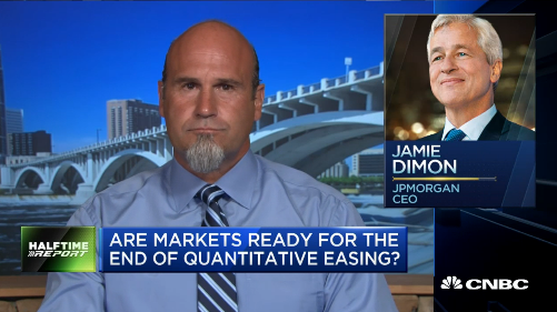 Prepare Your Portfolio For 'the Storm' Says Pete Najarian On Jamie Dimon's FED Comments