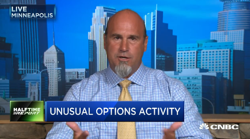 Pete Najarian Sees Unusual Option Activity in $AMAT