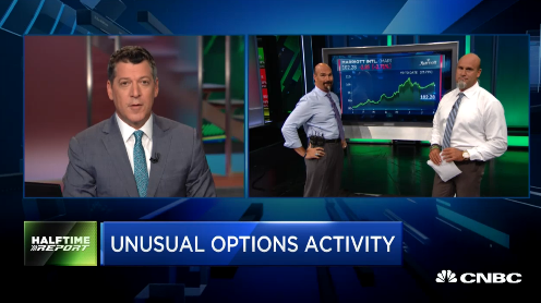 Najarian Brothers See Unusual Option Activity In $MAR & $AVGO