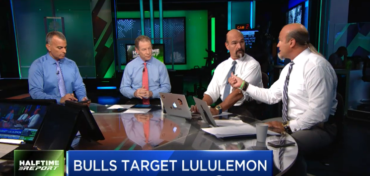 Najarian Brothers See Unusual Option Activity In $COH & $LULU