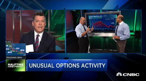 Najarian Brothers See Unusual Option Activity In $WFT, $ADI & $NRG