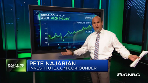 Pete Najarian Sees Unusual Option Activity In $KO