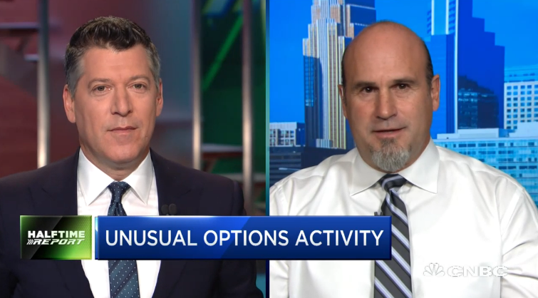 Pete Najarian Sees Unusual Option Activity In $HUM