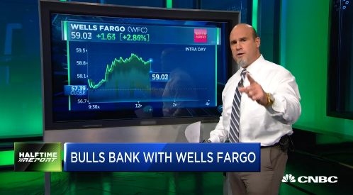 Pete Najarian Sees Unusual Option Activity In $WFC
