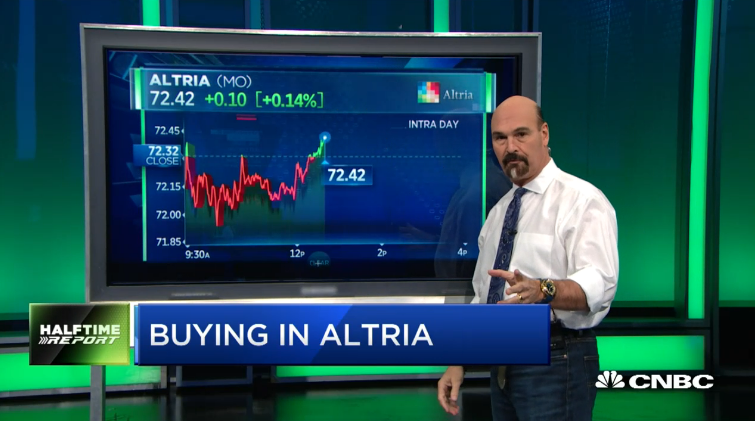 Jon Najarian Sees Unusual Option Activity In $MO & $STZ