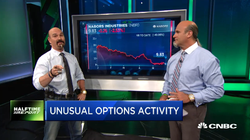 Najarian Brothers See Unusual Option Activity In $NBR & $LNG
