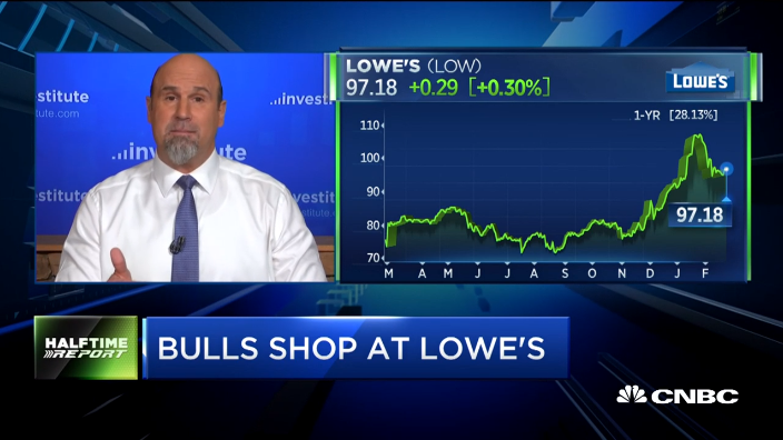 Pete Najarian Sees Unusual Option Activity In $LOW & $BB