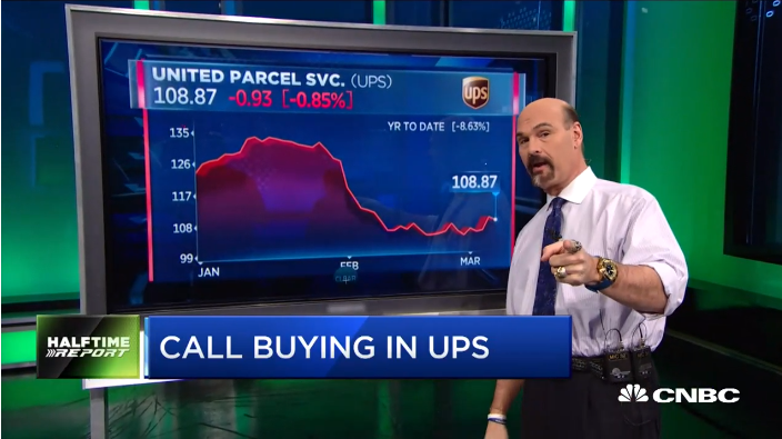Jon Najarian Sees Unusual Option Activity In $UPS & $MRVL