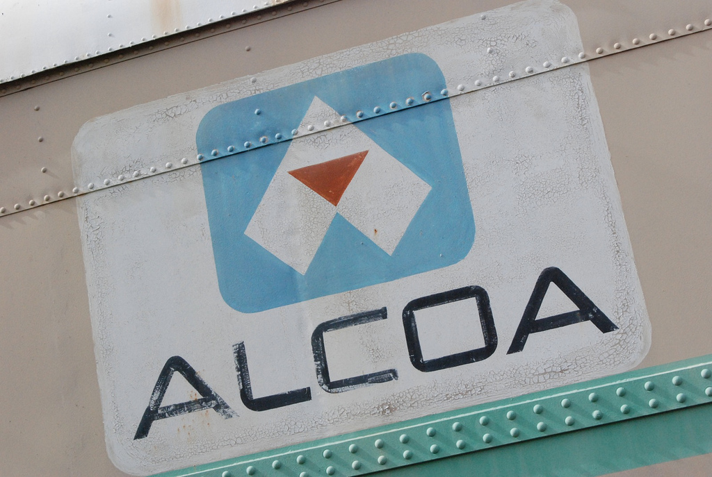 Alcoa Labeled For Resuse