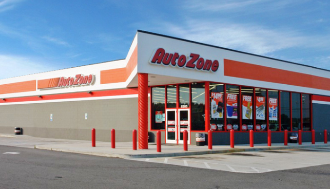 Bears Score As AutoZone Hits Brakes