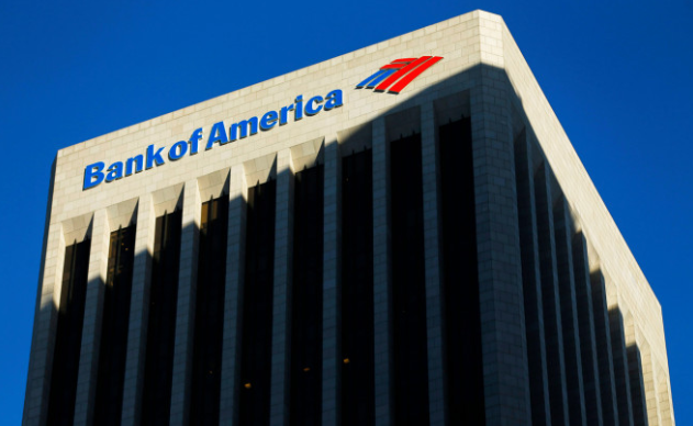 Bulls Cash In At Bank Of America