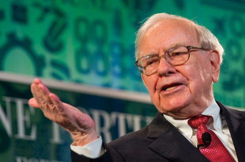 IBM – What A Difference Buffett Made