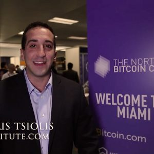 Day 1 Events At #NABC | North American Bitcoin Conference With @christsiolis