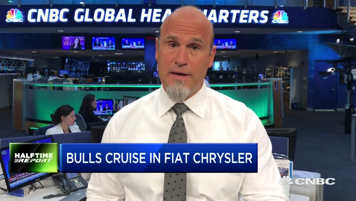 Bulls In Overdrive With $FCAU Rally