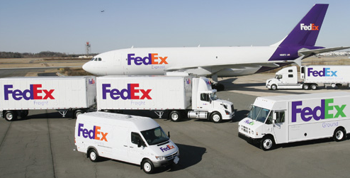 FedEx Delivers Big Payoff For Bulls