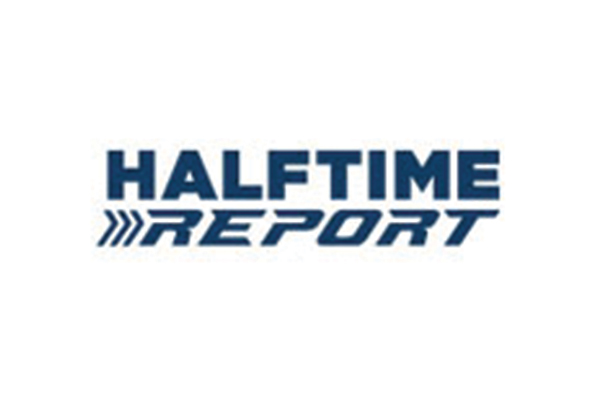 Halftime Report on CNBC
