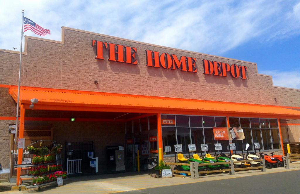 Large Bullish Play Targets Home Depot | Investitute