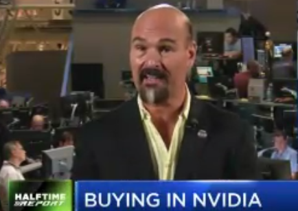 Traders Post Fast Gains In $NVDA