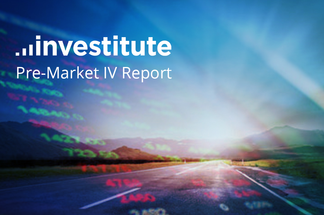 Pre-Market IV Report March 21, 2018
