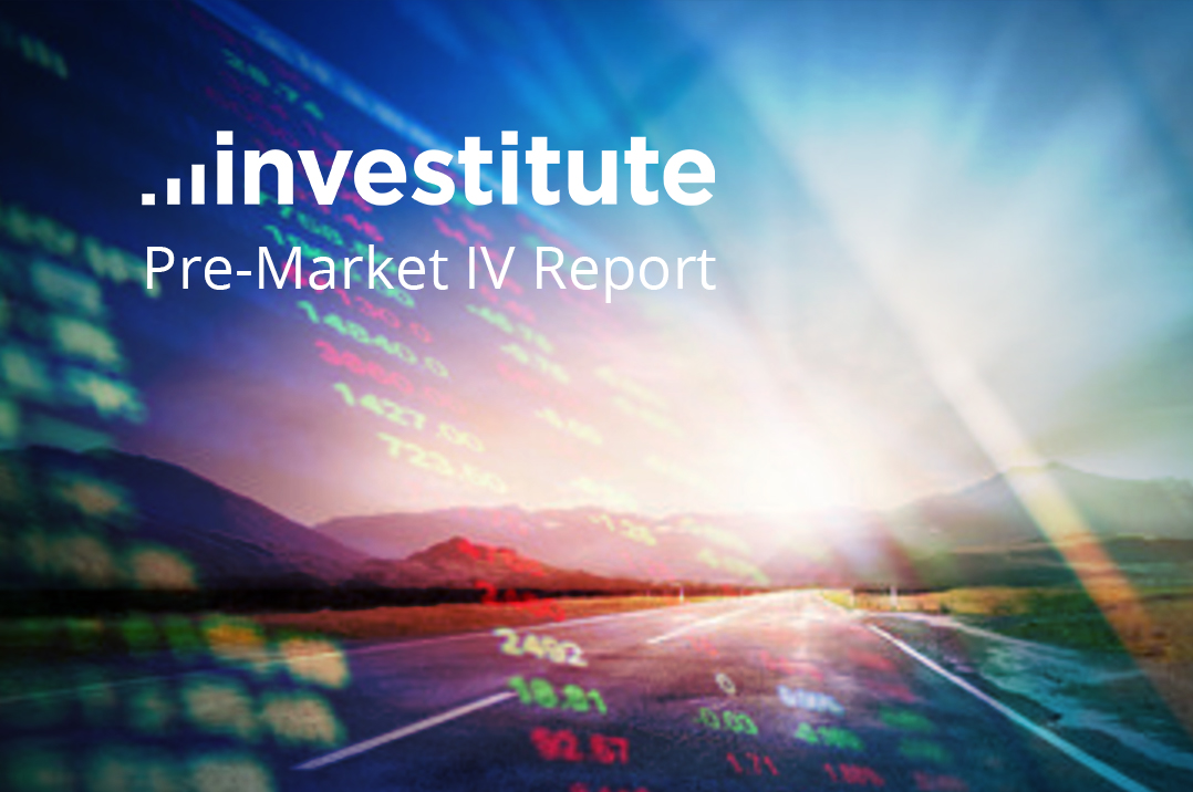 Pre-Market IV Report May 17, 2017