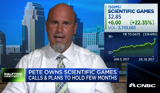 Big Bet Pays Off In Scientific Games