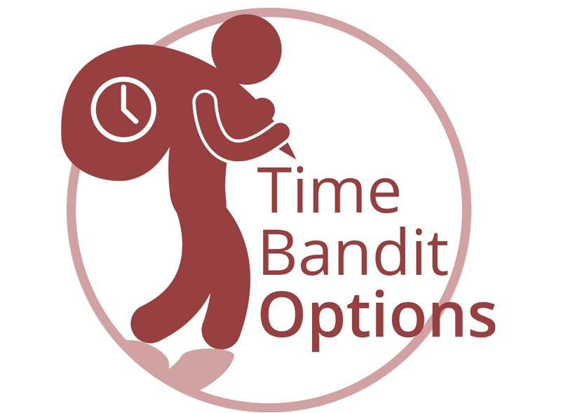Time Bandit Options Icon
