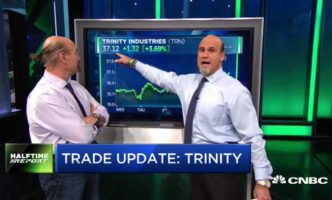 Traders Keep Riding $TRN Higher