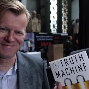"""Michael Casey Discusses His New Book """"The Truth Machine"""" And How Blockchain Will Affect Every Industry"""