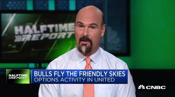 $UAL Skies Friendly For Early Bulls