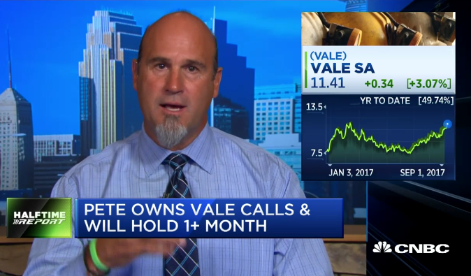 $VALE Call Buyers Turn Profit Of 300%