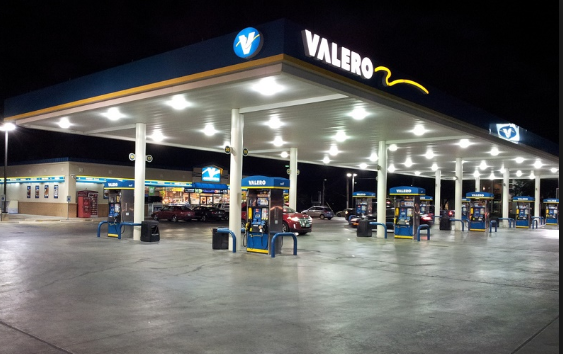 Bulls Fuel Up With Big Gains In Valero